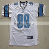 custom youth wholesale blank football jerseys