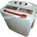 4kg twin-tub white hot sale washing machine / Favorites Compare 2-7kg single/twin tub mini portable Washing Machine