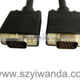 Gold plated VGA Cable,toshiba vga card for laptop