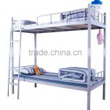 cheap adult folding hidden wall metal bunk bed with cotton sheet