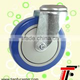 Ball bearing PU furniture hardware castors