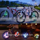 Flash 21 Coforful Cartoon Picture Programmable Mini Bicycle Bike Cycling Hub LED Wheel Light Waterproof                                                                         Quality Choice                                                     Most Popular