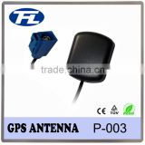 Water proof, GPS antenna with Fakra connector and 3m cable 1575.42MHz 3V to 5V for GPS Tracker TK103A, TK103B