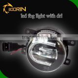 New 2pcs 3.5 Inch 30w Led Fog Lights for Jeep Tractor Boat Led Fog Lamps Bulb Auto Led Headlight Driving Offroad Lamp