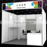 3x3 aluminum extrusion standard Modular Shell Scheme Trade Show Expo Display Exhibition Booth Stand