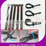 2013HOT SALES Double Sided hook loop Injection Hook and Soft Loop Back to Back fastener tape