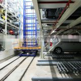 Traveling Stack Parking System Tower Car Parking System Automatic Car Parking System Parking Equipment