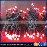 factory price transparent waterproof led christmas light chain                                                                         Quality Choice