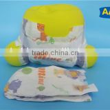 Hot sell high absorption disposable premature baby diaper