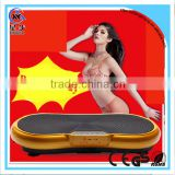 Manual Exercise fitness equipment Body Power vibration Plate Vibration Platform body slimmer