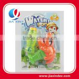 plastic bubble blower water gun cartoon water bubble toy