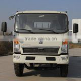 famous brand--good quality and low price 2 tons Sinotruk howo 4x2 euro2 mini cargo truck for sale -ZZ1047D3415D145