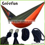 Lightweight And Compact Outdoor Hanging Bed, Parachute Hammock, Portable Folding Hammock Easy To Pack For Travel