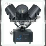 China Supplier outdoor search Far distance searchlight high power 1-7KW each head 3 heads outdoor searchlight
