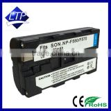High quality NP-F550/F570 Rechargeable battery for Sony CCD-SC55 CCD-TRV80PK DCR-TRV820 CCD-TR67 digital camera battery