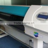 DOS 6 color inkjet printer/1200dpi/double rail printer