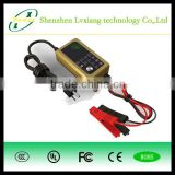 6V 12V 2A 4A 6A Scooter Charger,E-bike charger,battery charger,lead acid battery charger