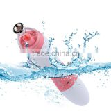 4 in 1 Microdermabrasion Device Waterproof Dermabrasion Set Peeling Machine US Plug Face Beauty