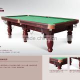 Star table chinese style billiard table XW118-9A