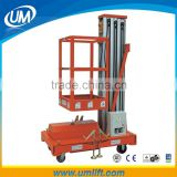Best Evaluation Made In China Portable Man Window Cleaing Mast Climbing Work Platform Lift