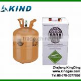 6.5kg packing refrigerant gas r600a for air conditon using