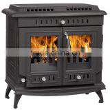 wood burner stoves, wood burning fireplace, multi fuel, wood or coal, classical cast ironstove