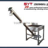 High Effiency Carbon Steel SYT Screw conveyor Machine For Construction with Perfect Design