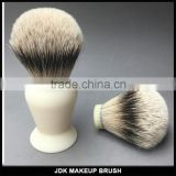 D25mm Super Silvertip Badger Hair Shaving Brush Shaving Brush Knots Badger Shaving Brush