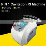 Fat Burning Chinese Ultrasonic Liposuction Cavitation Rf Slimming Machine Lipo Cavitation Machine