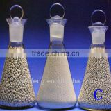 carbon molecular sieve 13X APG rod shaped in the size of 1.6 mm for oxygen separation by PSA