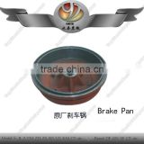 Original factory engine brake pan for tractors