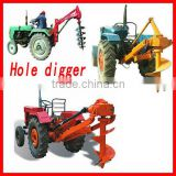 WANQI Brand!!! ZQ900 Hole digger, tractor,garden tractor hole digger for sale at competitive price