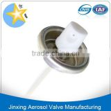 Snow spray aerosol valve and actuator/Party string spray aerosol valve and actuator/Christmas spray aerosol valve and actuator