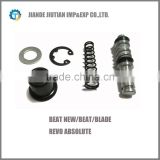 BEAT NEW/BEAT/BLADE/REVO ABSOLUTE brake pump repair kits for motorcycle with high quality