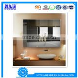 China aluminum factory high quality aluminum frame profile for bath mirror