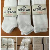 city LAB branded socks stock lot, Towel cotton athletic Socks 20,000pcs