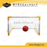 Mini Rebound Soccer Portable Football Goal