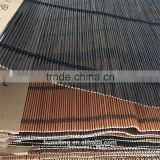 Window treatment bamboo blinds roller blinds