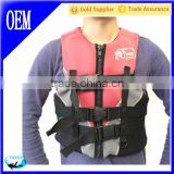 3mm neoprene swimming life jacket and price for marine