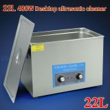 22L 480W printer head cleaner ultrasonic,ultrasonic printhead cleaner