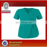 100% cotton Green Scrub uniform