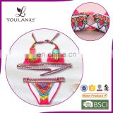 New Products Classical Female Brassier Push Up Bikini
