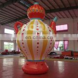 2015 new products sealed inflatable teapot model
