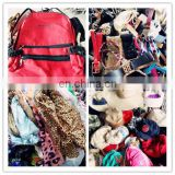 second hand clothes and school bags used bags lot in bulk