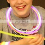 premium Tri Glow stick necklaces