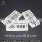 Factory manufacturing metal handtag logo label