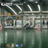 Industrial Continuous Waste Plastic Pyrolysis Equipment