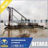 Drill-type sand dredger for Uzbekistan]