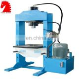 portal frame hydraulic olive oil press machine