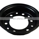 forklift part wheel rim  500*8/110*150 ,part no. 44108-10481-71/34A-28-00110